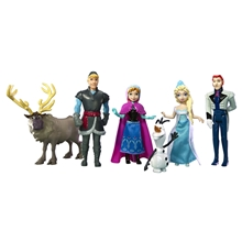 Disney Frozen Frost Story Collection Set