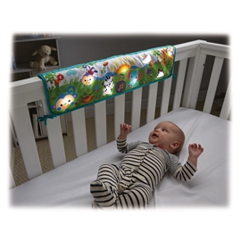 Fisher Price Rainforest Twinkling Lights Crib