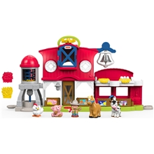Fisher Price Little People Bondgård med ljud