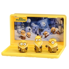 Minioner Playset Bored Silly Minions