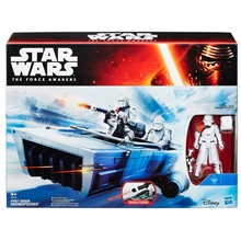 Star Wars E7 First Order Snowspeeder