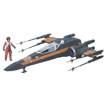 Star Wars E7 Poes X-Wing Fighter
