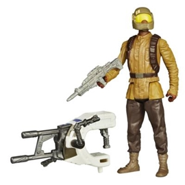 Star Wars E7 Resistance Trooper