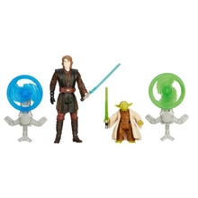 Star Wars E7 Anakin Skywalker Yoda