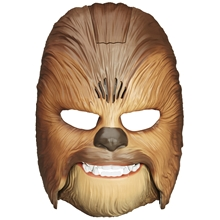 Star Wars Chewbacca Elektronisk Mask