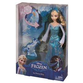 Elsa Frozen Frost Action Docka