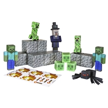 Minecraft Papercraft Hostile