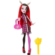 Monster High Freaky Fusion - Operetta