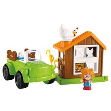 Little People Farm Truck & Chicken Coop