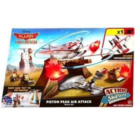 Planes 2 Piston Peak Air Attack Track Set