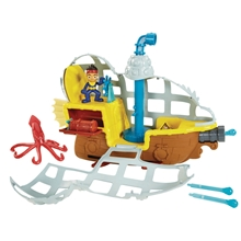 Jake & The Neverland Pirates Submarine