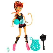Monster High Ghoul Sports - Toralei