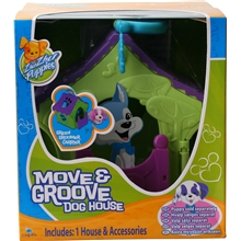 Zhu Zhu Puppies Moove & Groove Dog House