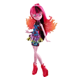 Monster High Fearfully Feisty & Mad love