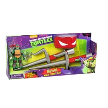 TMNT Ninja Combat Gear with Figure Raphael