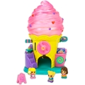 Squinkies Ice Cream Cafe Playset