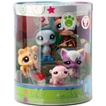 Littlest Pet Shop 5-Pack Of Pets