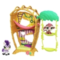 Littlest Pet Shop Zebra Cozy Condo Playset 36968