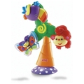 Fisher Price Rainforest Spin 'n Play Suction Toy