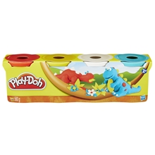 Play-Doh Favorit 4-pack 22874