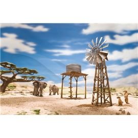Schleich Pumpstation