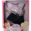 Baby Born Outfit w Sound Kitty