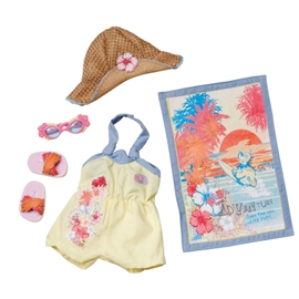 Baby Born Beach Outfit