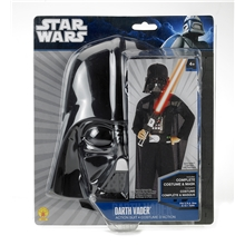 Darth Vader Action Suit Set