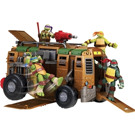 TMNT Shellraiser Vehicle