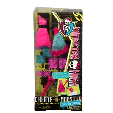 Monster High Color Me Creepy Create & Erase