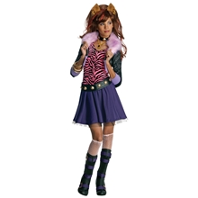 Monster High Clawdeen Wolf Dräkt