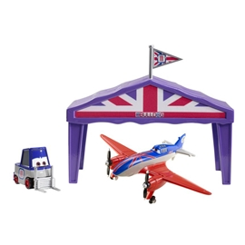 Planes Bulldog Pit Row Gift Pack