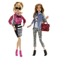Barbie Stylin' Friends - Barbie & Summer