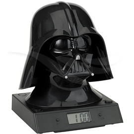 star wars darth vader v ckarklocka dekoration star wars shopping4net. Black Bedroom Furniture Sets. Home Design Ideas