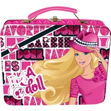 Barbie Tinbox