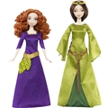 Disney Prinsessor - Merida and Queen X5322