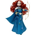 Disney Prinsessor - Gem Styling Merida X4005