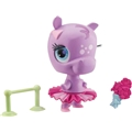 Littlest Pet Shop Tricks & Talents - Flodhäst 2394