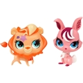 Littlest Pet Shop Talented Pets - Kanin & Lejon