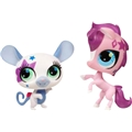 Littlest Pet Shop Talented Pets - Mus & Häst