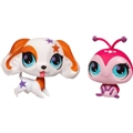Littlest Pet Shop Talented Pets Hund& Nyckelpiga