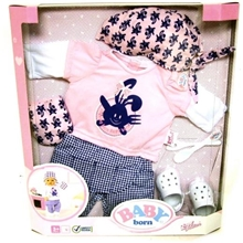 Baby Born Cooking Clothes Set