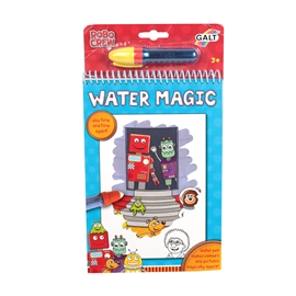 Water Magic - Robo Crew