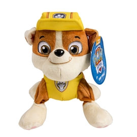 Paw Patrol Rubble Mjukis