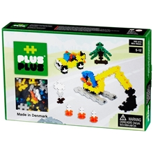 Plus Plus MINI Basic 360 Road Construction