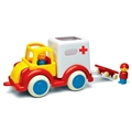 Viking Ambulans med 3 Figurer