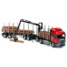 Scania Highline Timber Truck