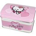 Hello Kitty Plåtburk Skattkista