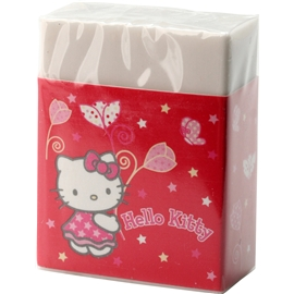 Hello Kitty Red Flowers Sudd