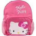 Hello Kitty Rosa Rosett Ryggsäck